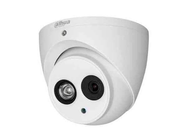 Camera HDCVI Starlight 2MP Dahua HAC-HDW1230EMP-A tích hợp sẵn mic