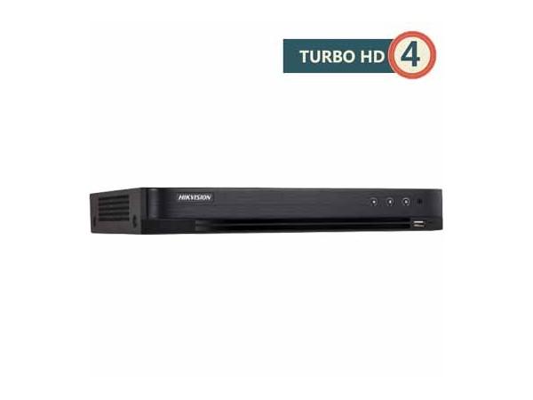Đầu ghi 16 kênh HDTVI H.265+ Hikvision DS-7216HQHI-K1